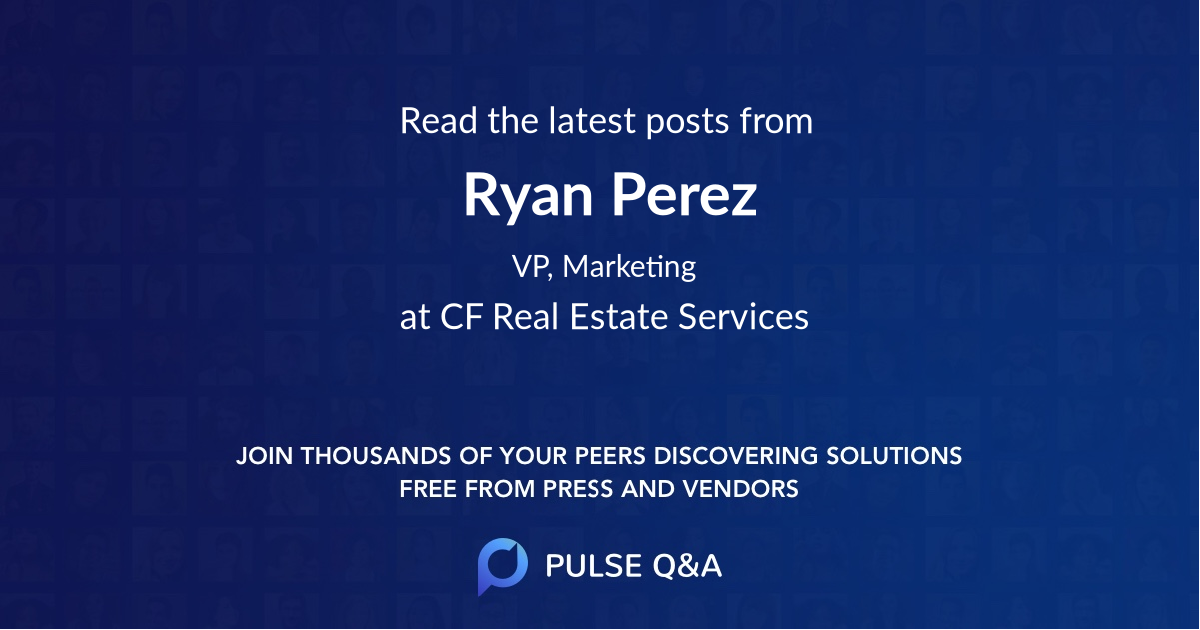 Ryan Perez