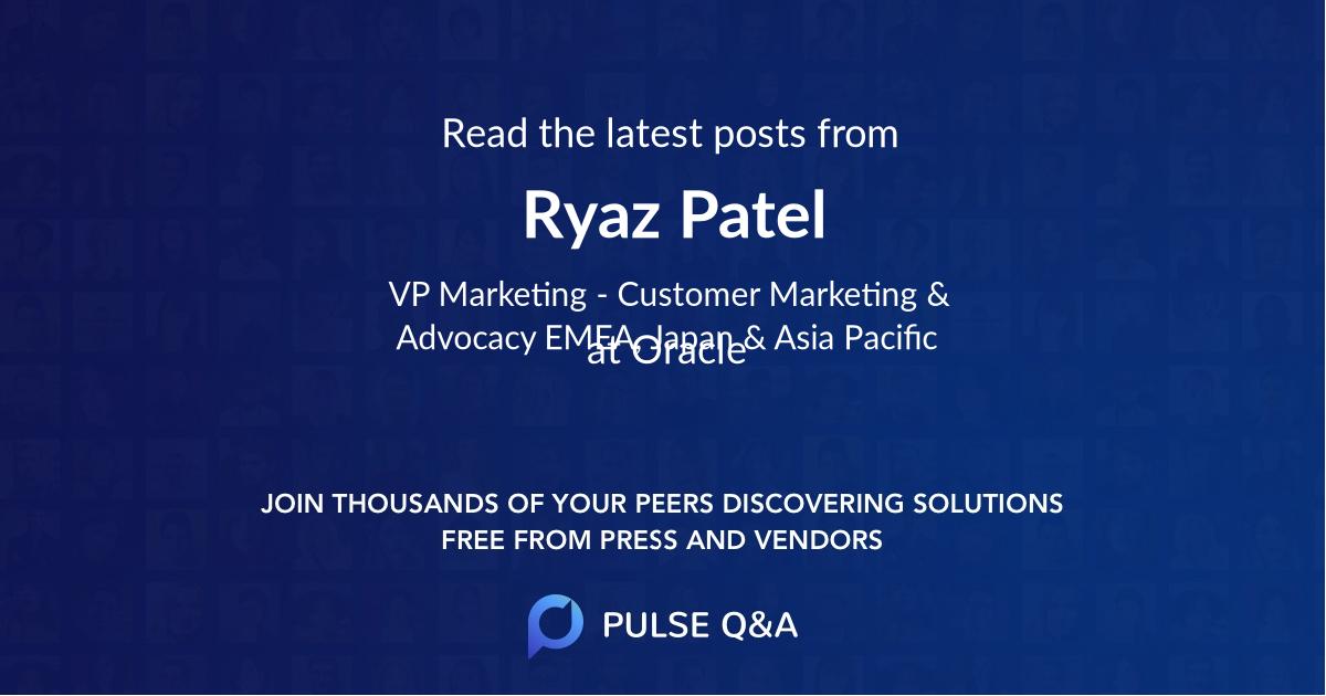 Ryaz Patel