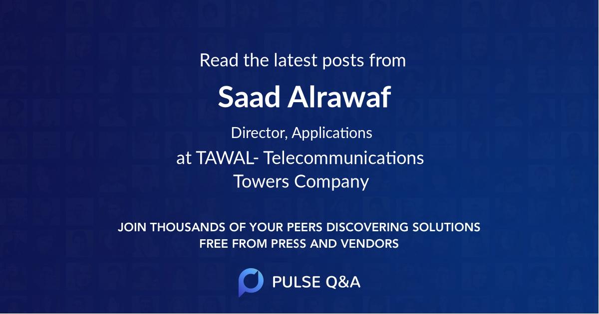 Saad Alrawaf