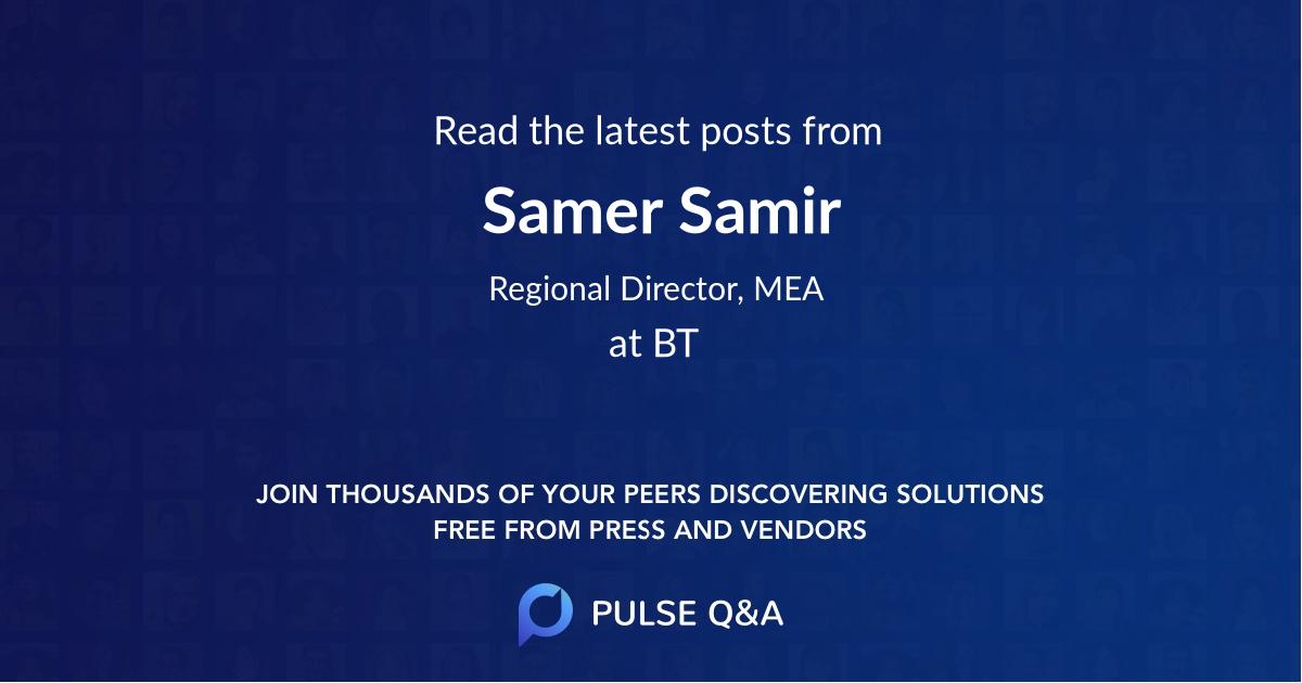 Samer Samir