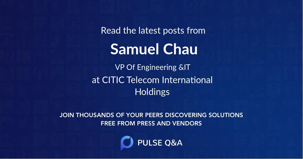 Samuel Chau