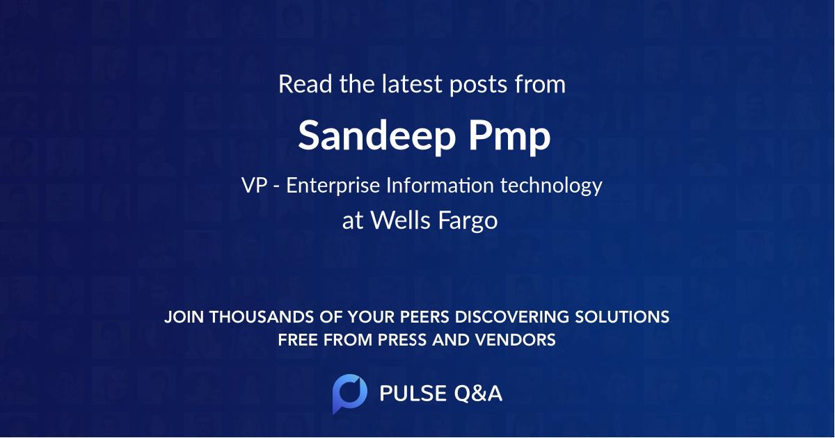 Sandeep Pmp