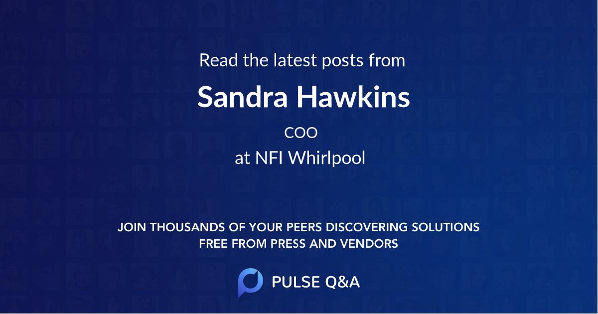 Sandra Hawkins