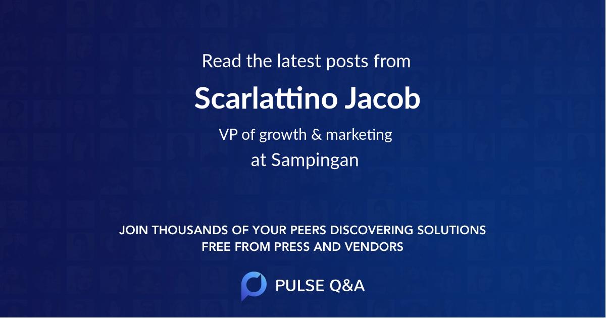 Scarlattino Jacob