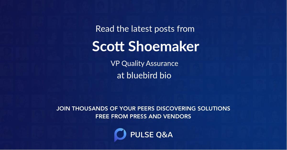 Scott Shoemaker