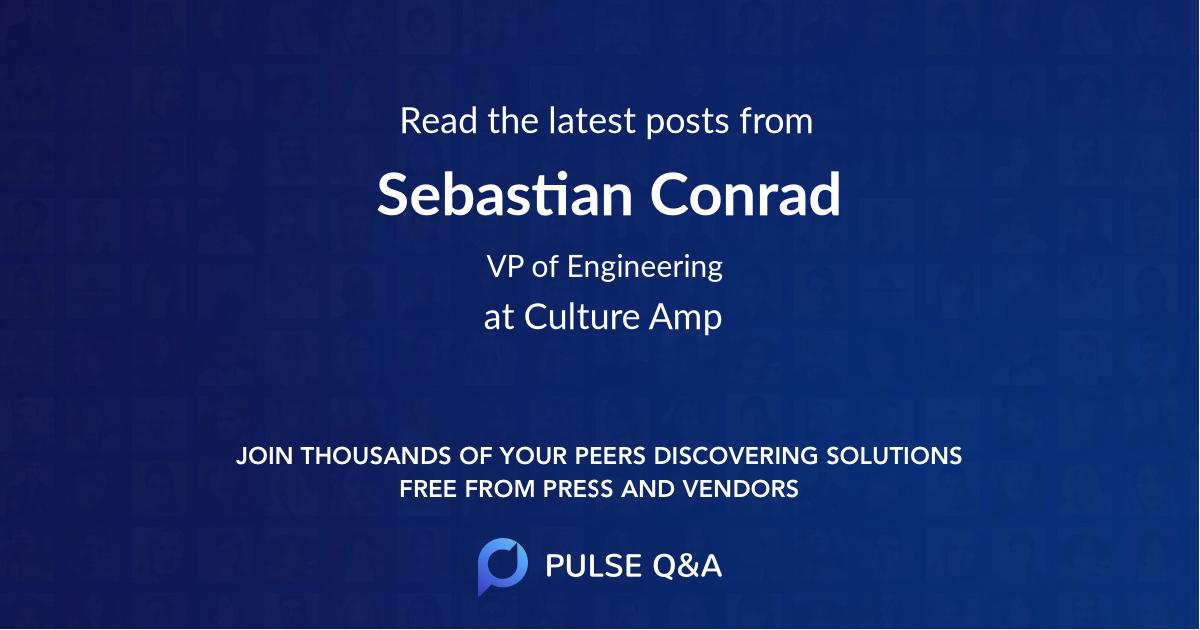 Sebastian Conrad