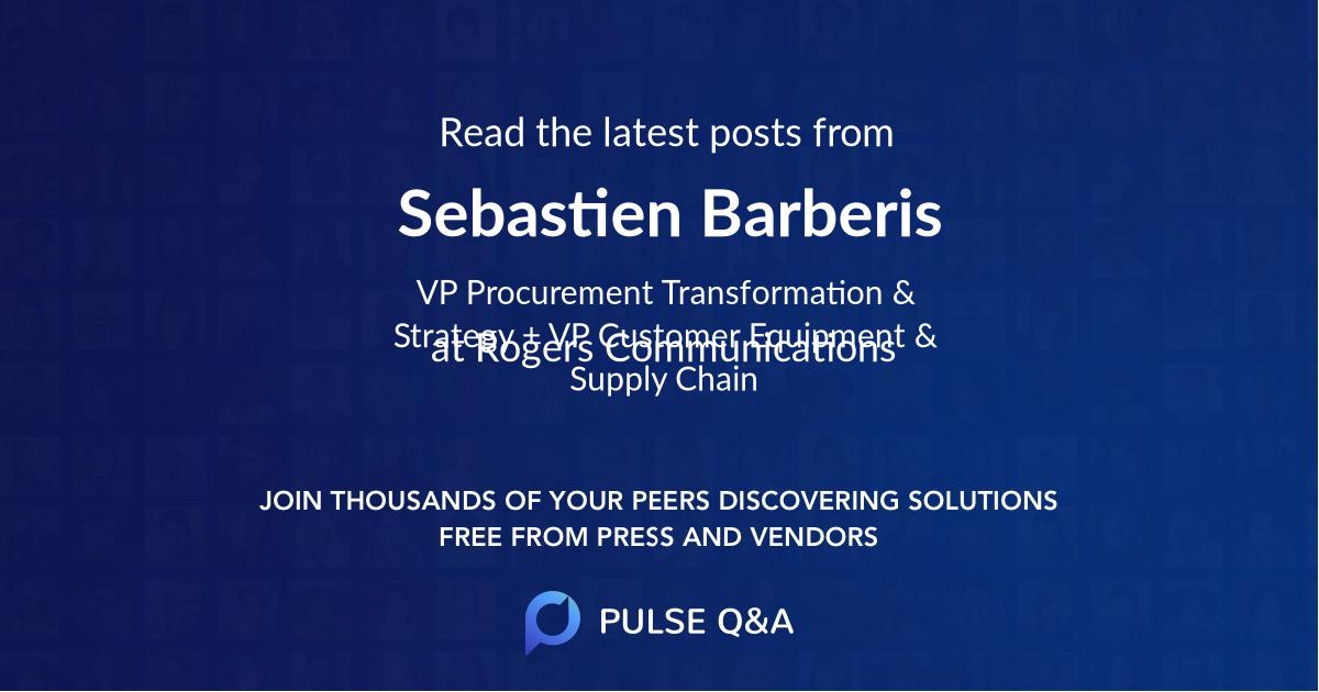 Sebastien Barberis