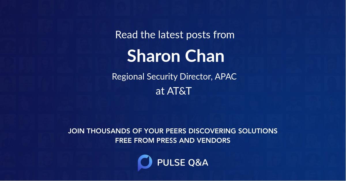 Sharon Chan