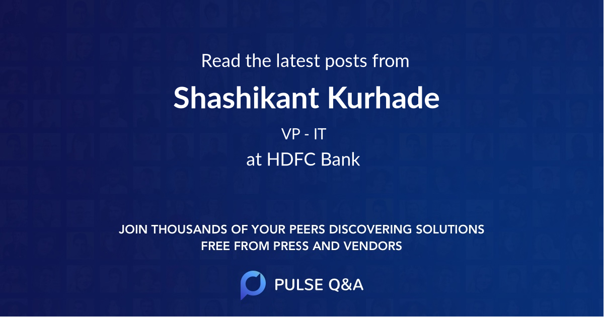 Shashikant Kurhade