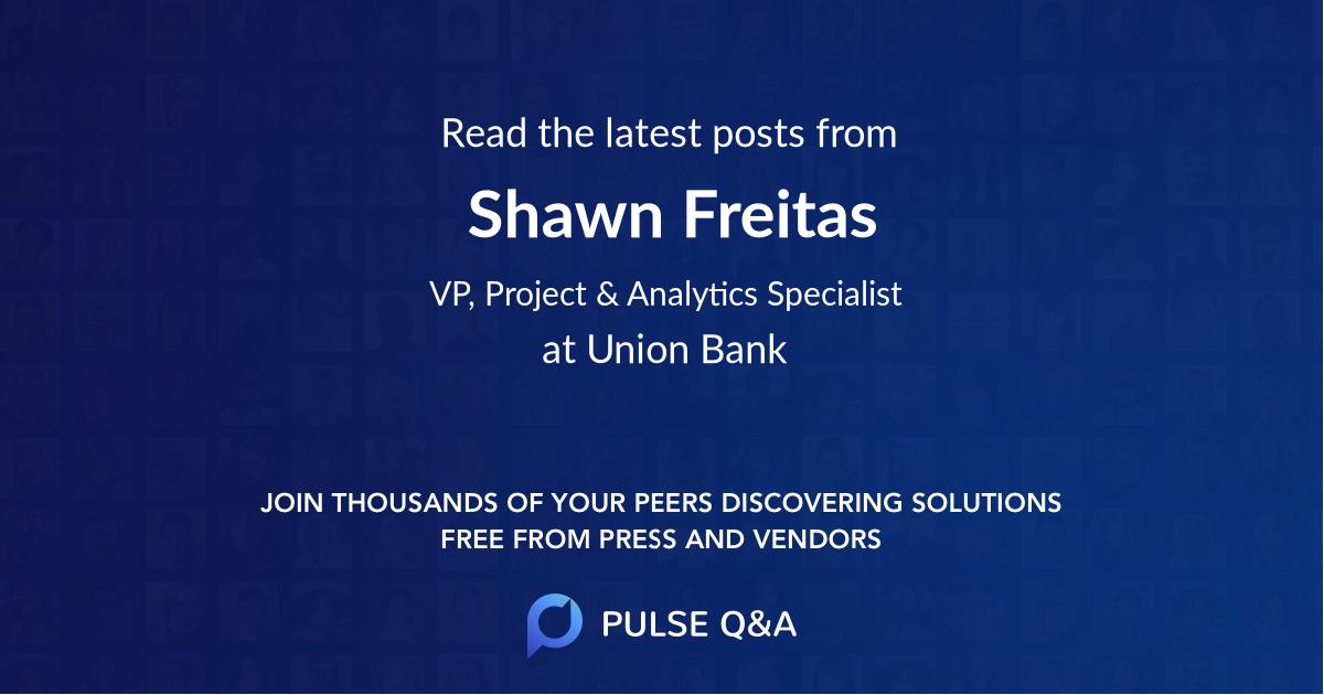 Shawn Freitas