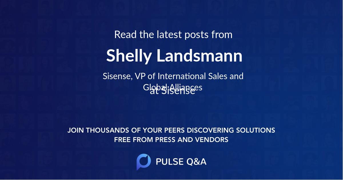 Shelly Landsmann