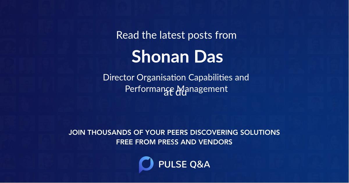 Shonan Das
