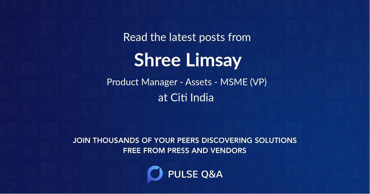 Shree Limsay
