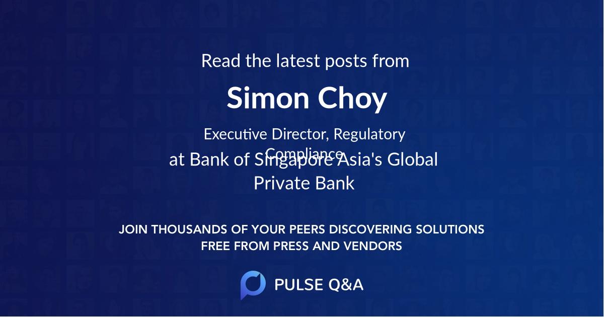 Simon Choy