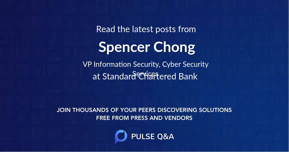 Spencer Chong