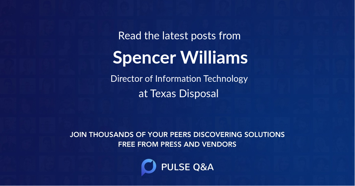 Spencer Williams