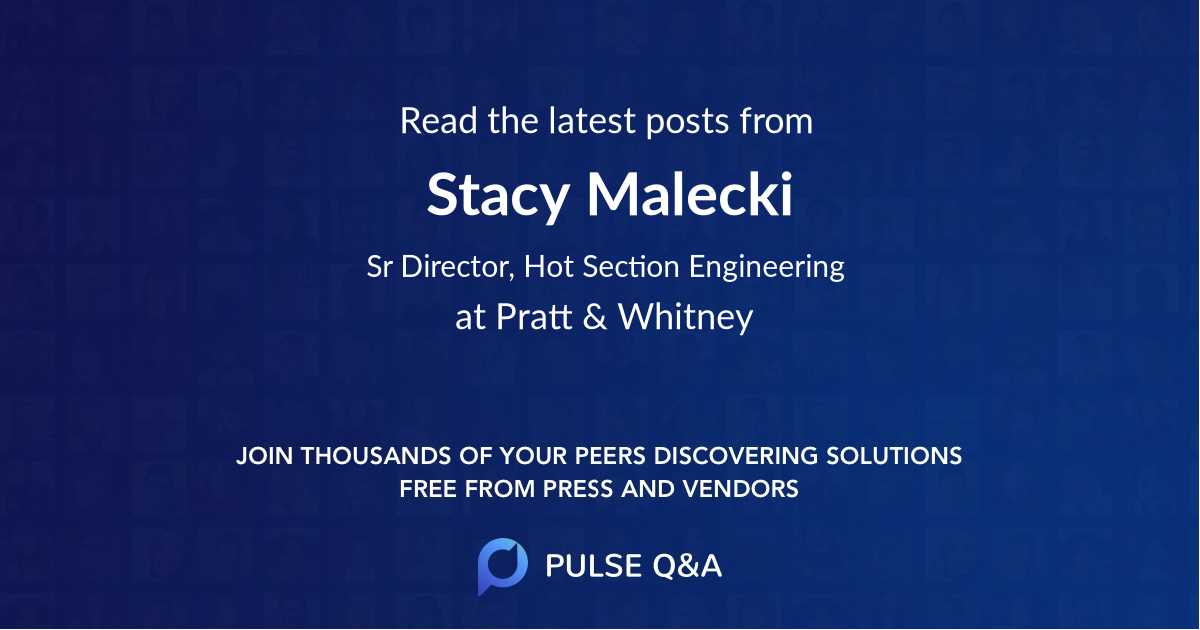 Stacy Malecki