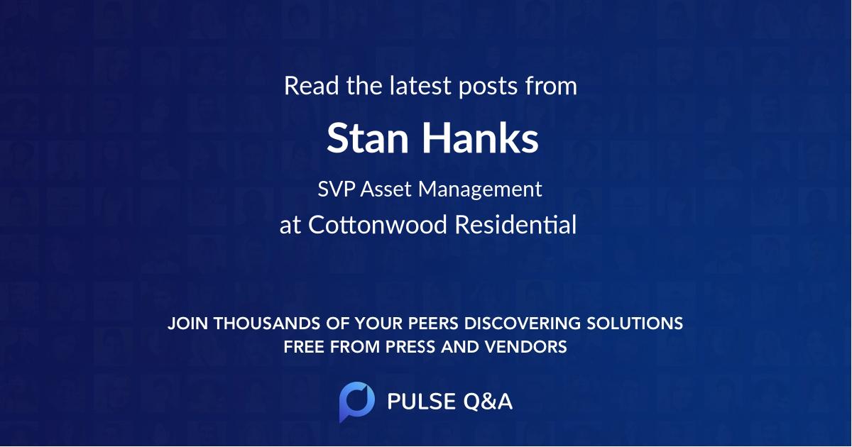 Stan Hanks