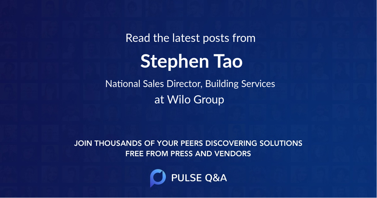 Stephen Tao