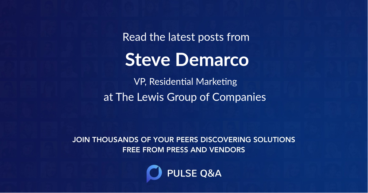 Steve Demarco