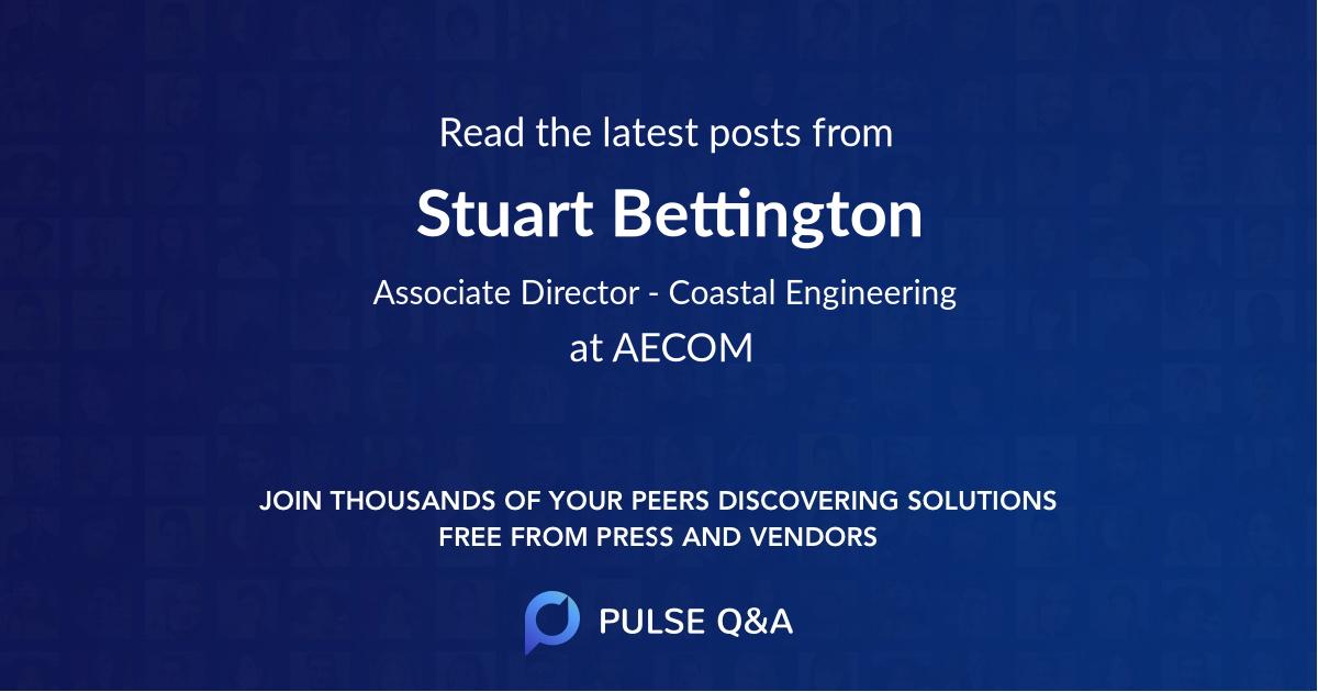 Stuart Bettington