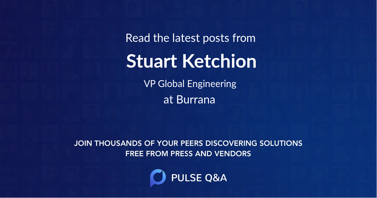 Stuart Ketchion
