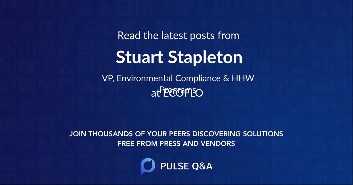 Stuart Stapleton