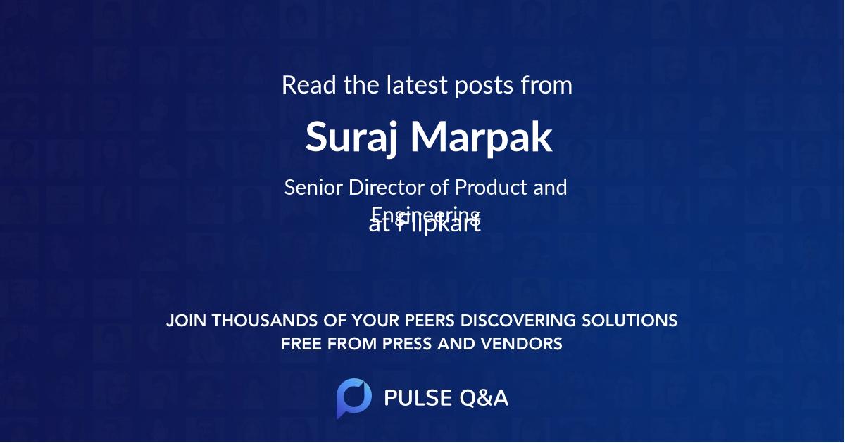 Suraj Marpak