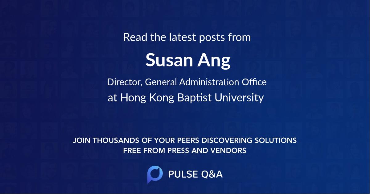 Susan Ang