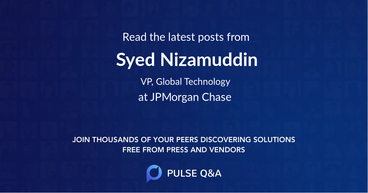 Syed Nizamuddin
