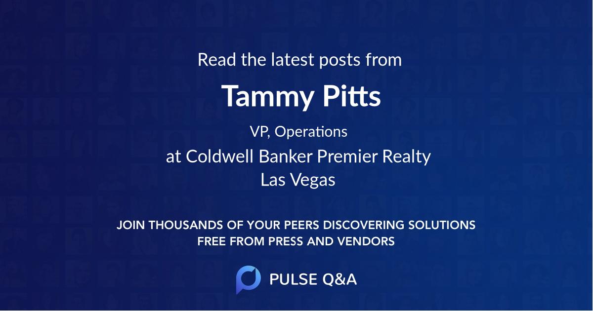 Tammy Pitts
