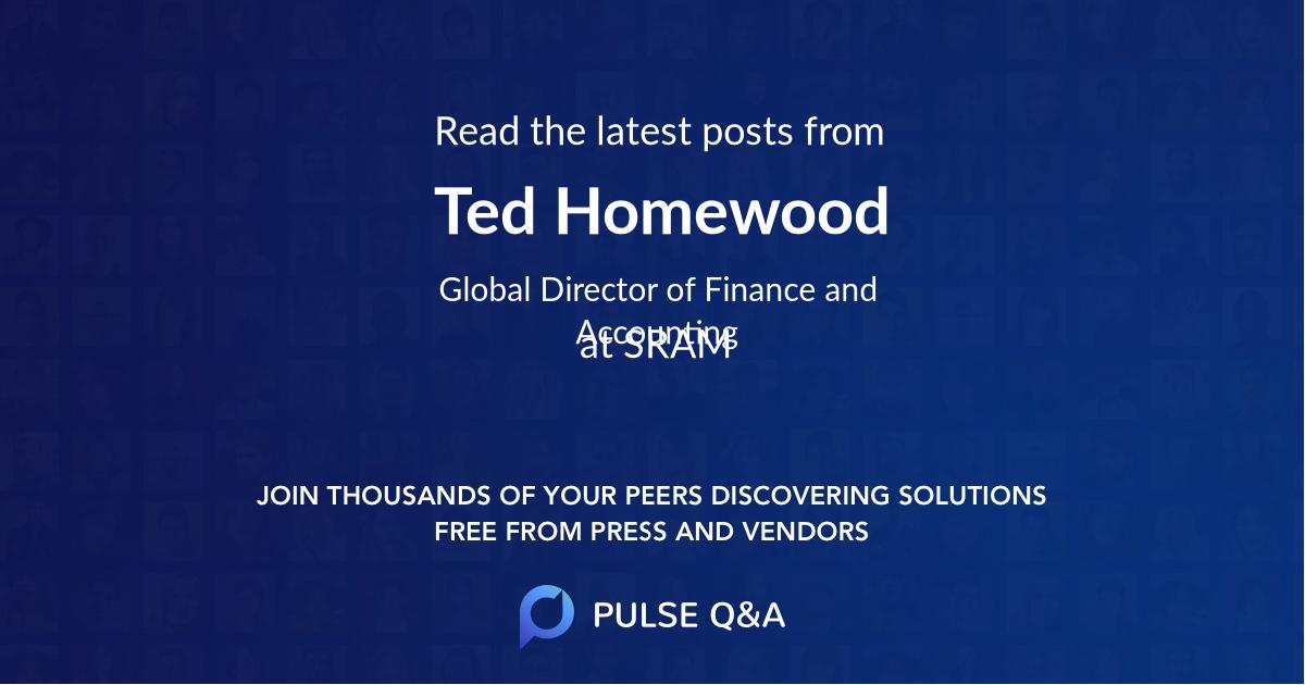 Ted Homewood