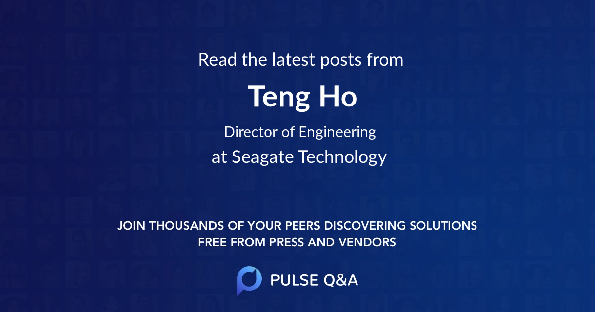 Teng Ho