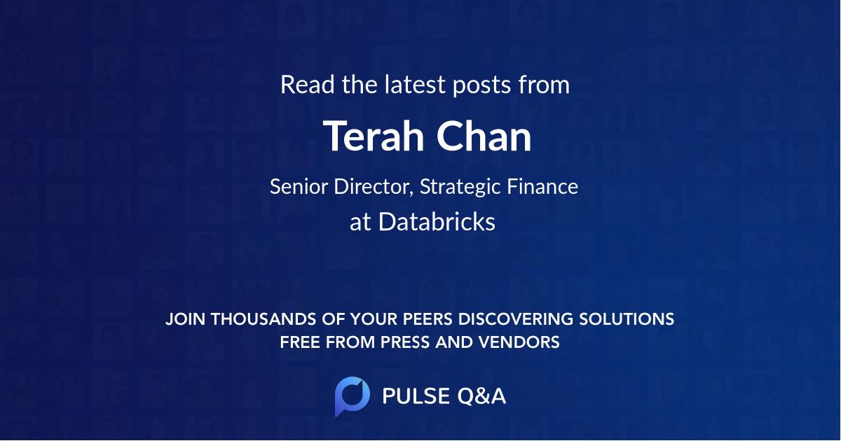 Terah Chan