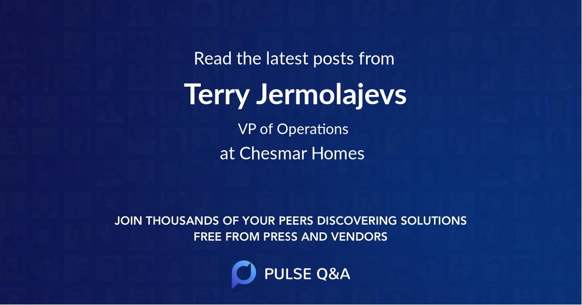 Terry Jermolajevs