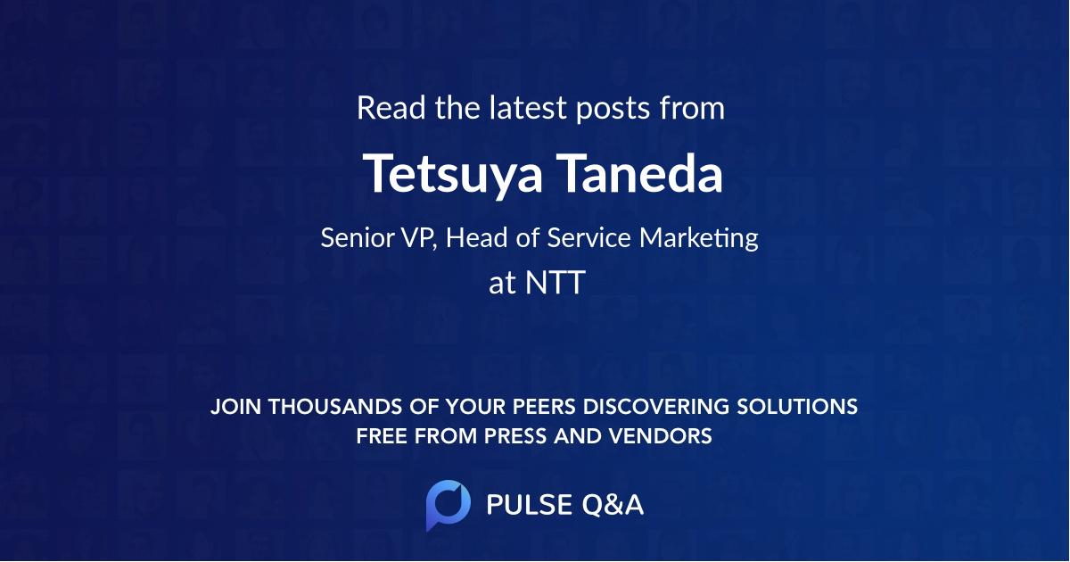 Tetsuya Taneda