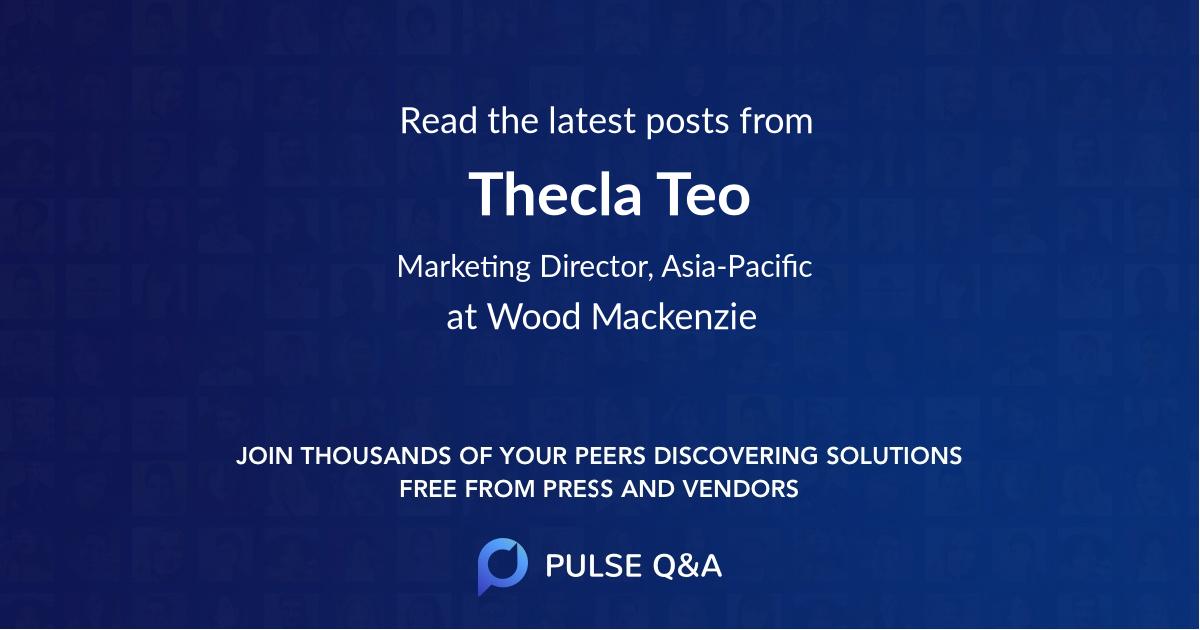 Thecla Teo