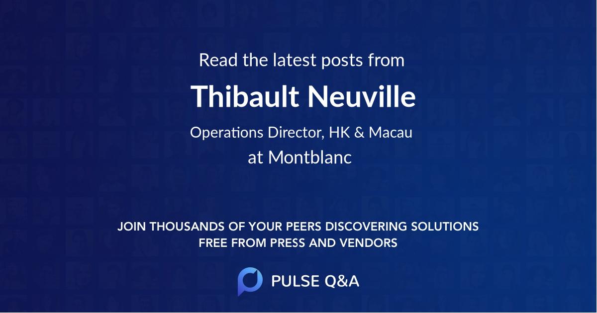 Thibault Neuville