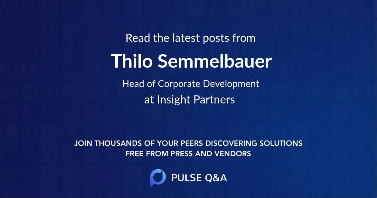 Thilo Semmelbauer