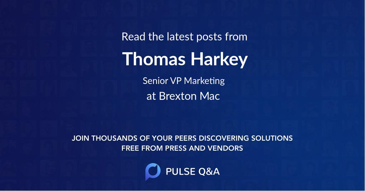 Thomas Harkey