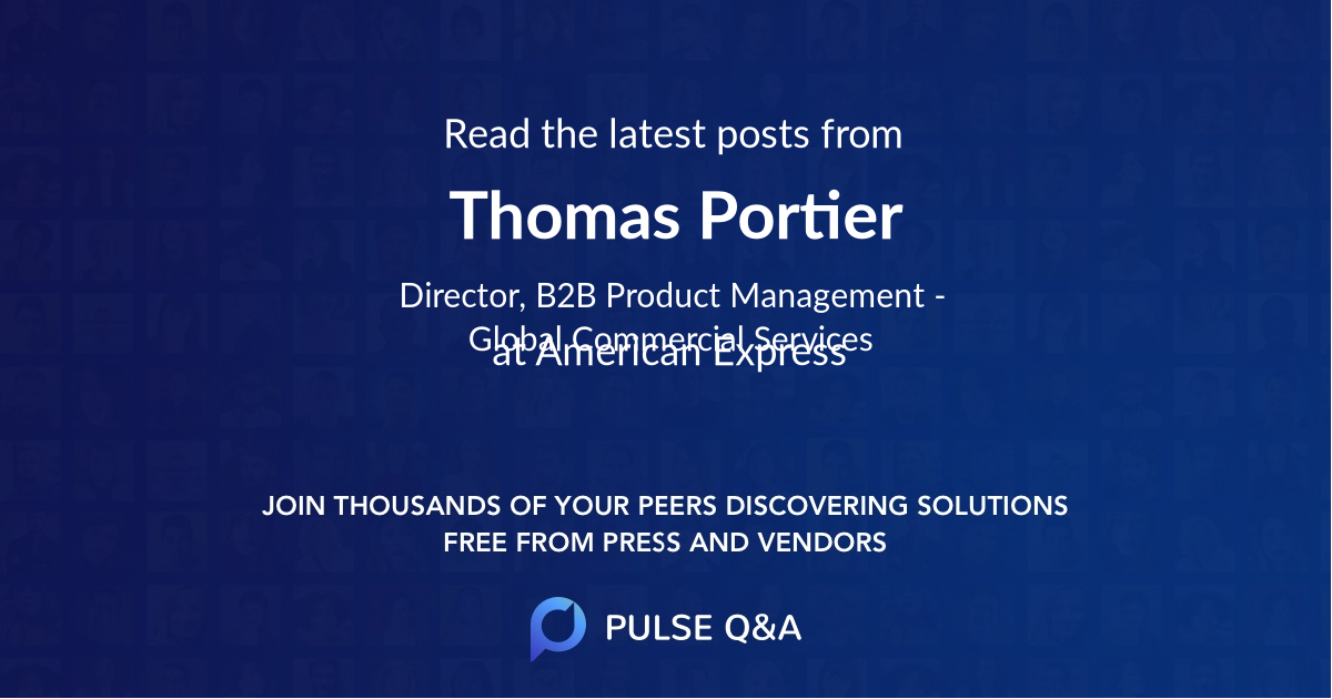 Thomas Portier