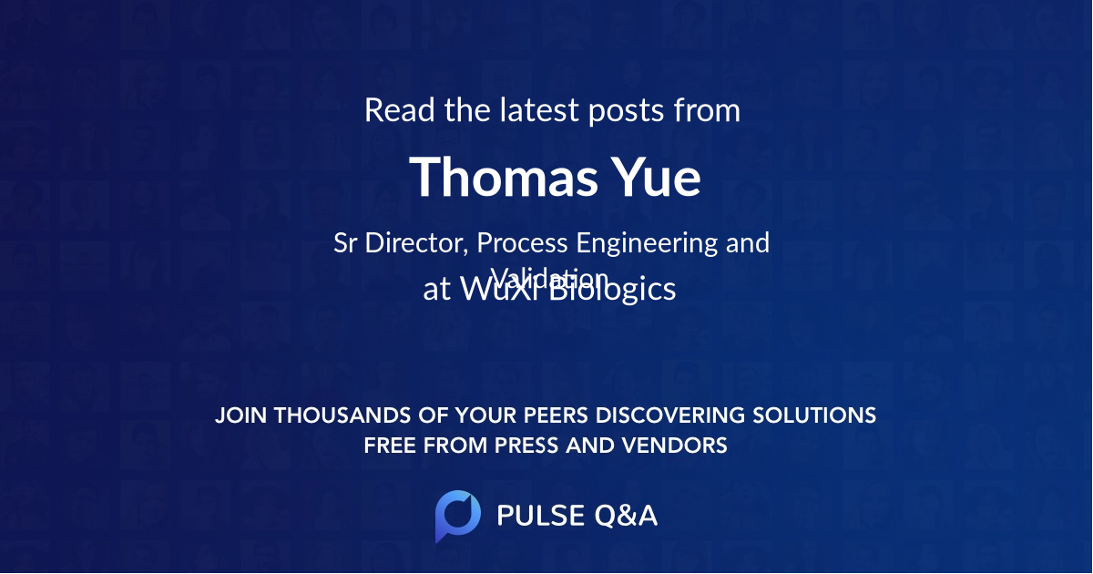 Thomas Yue