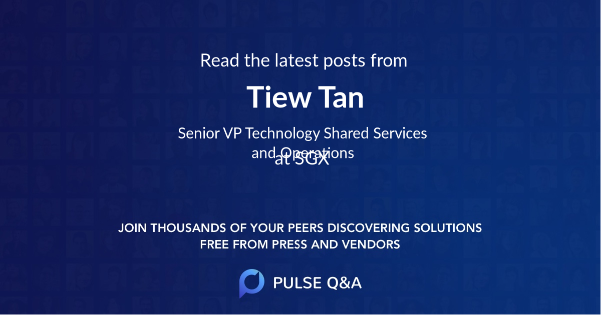 Tiew Tan