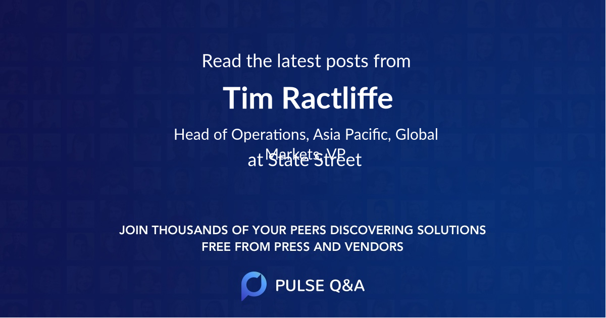 Tim Ractliffe