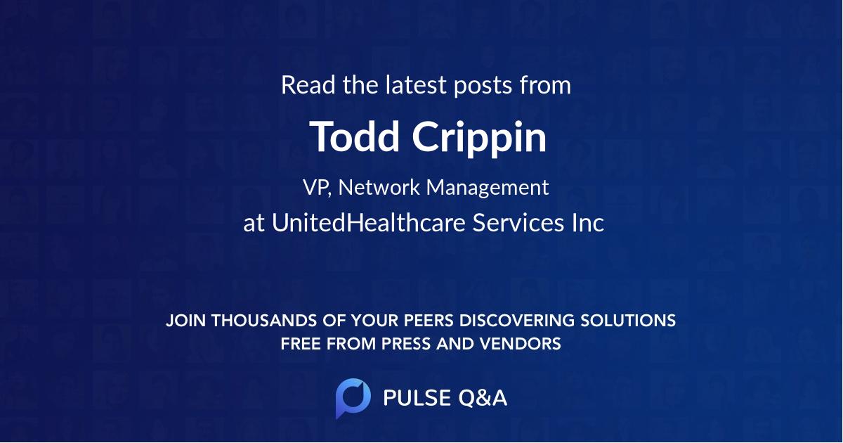 Todd Crippin