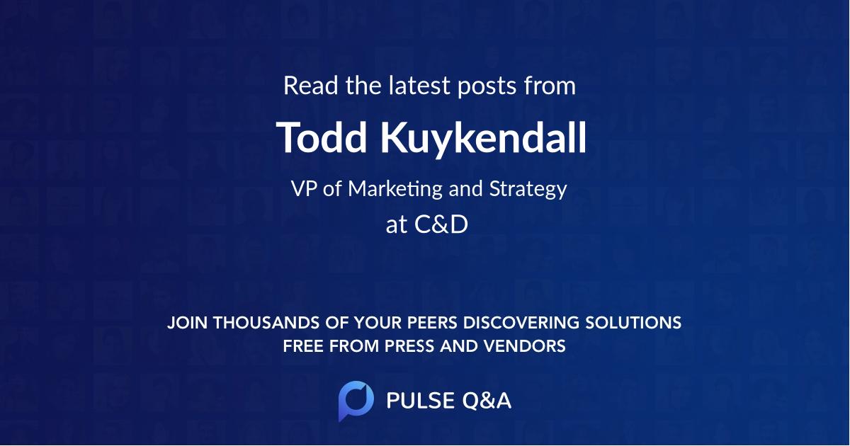 Todd Kuykendall