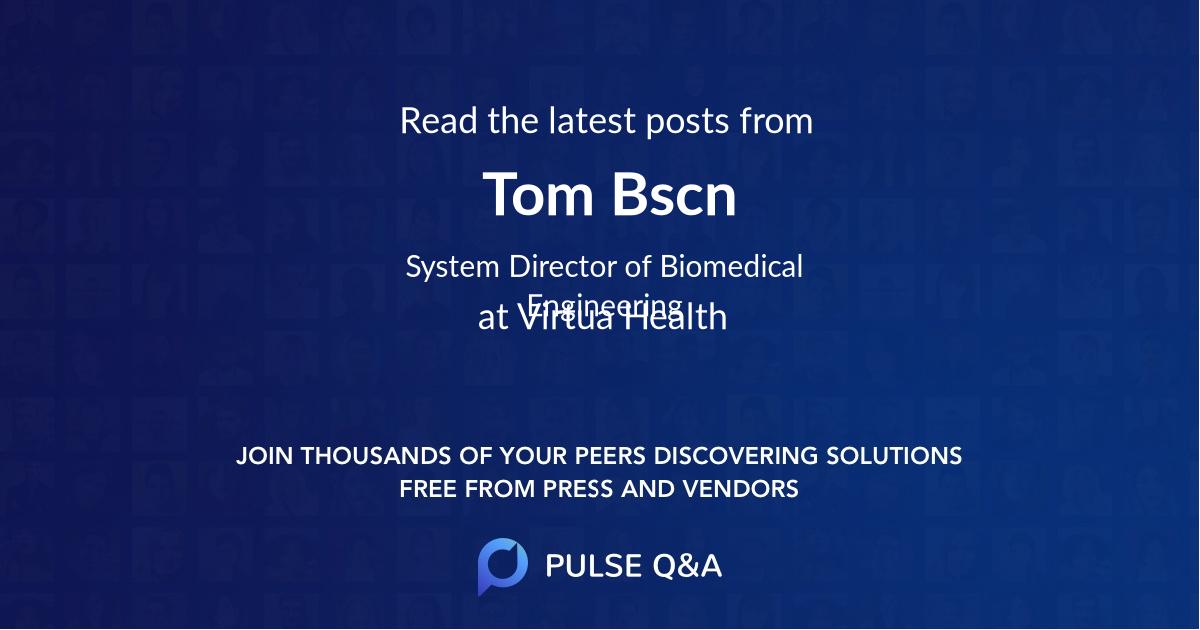 Tom Bscn
