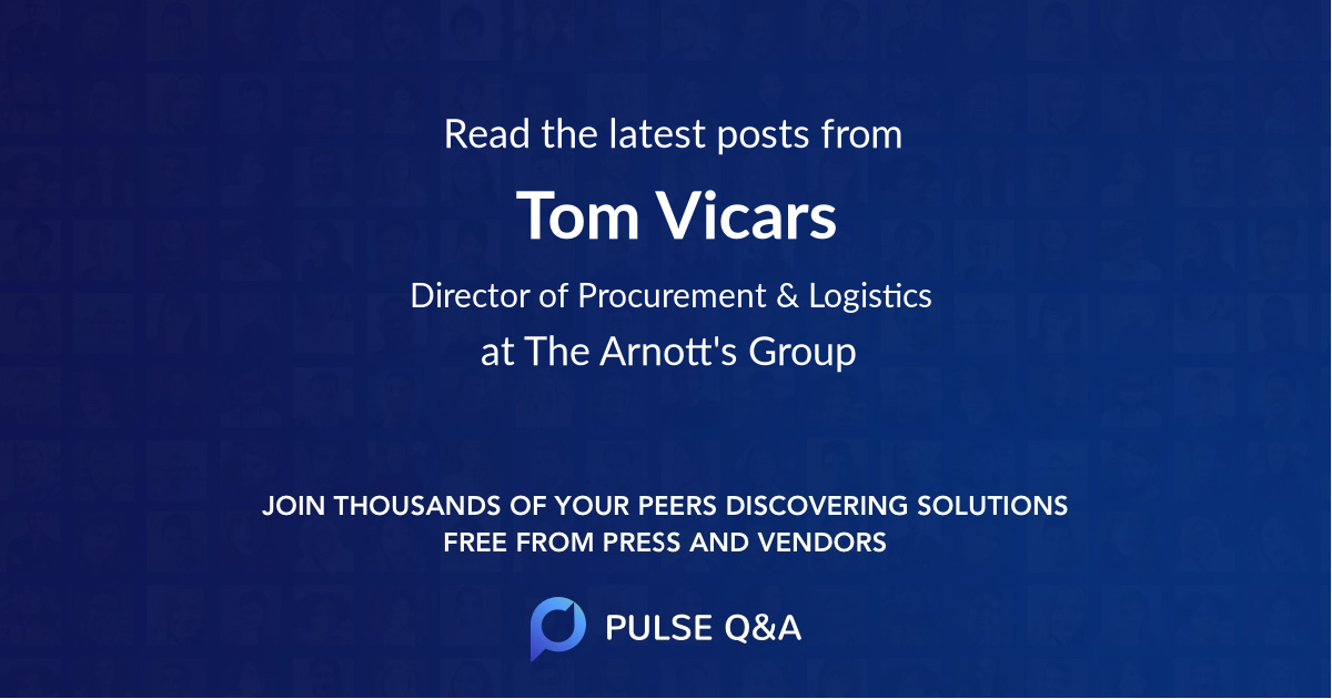 Tom Vicars