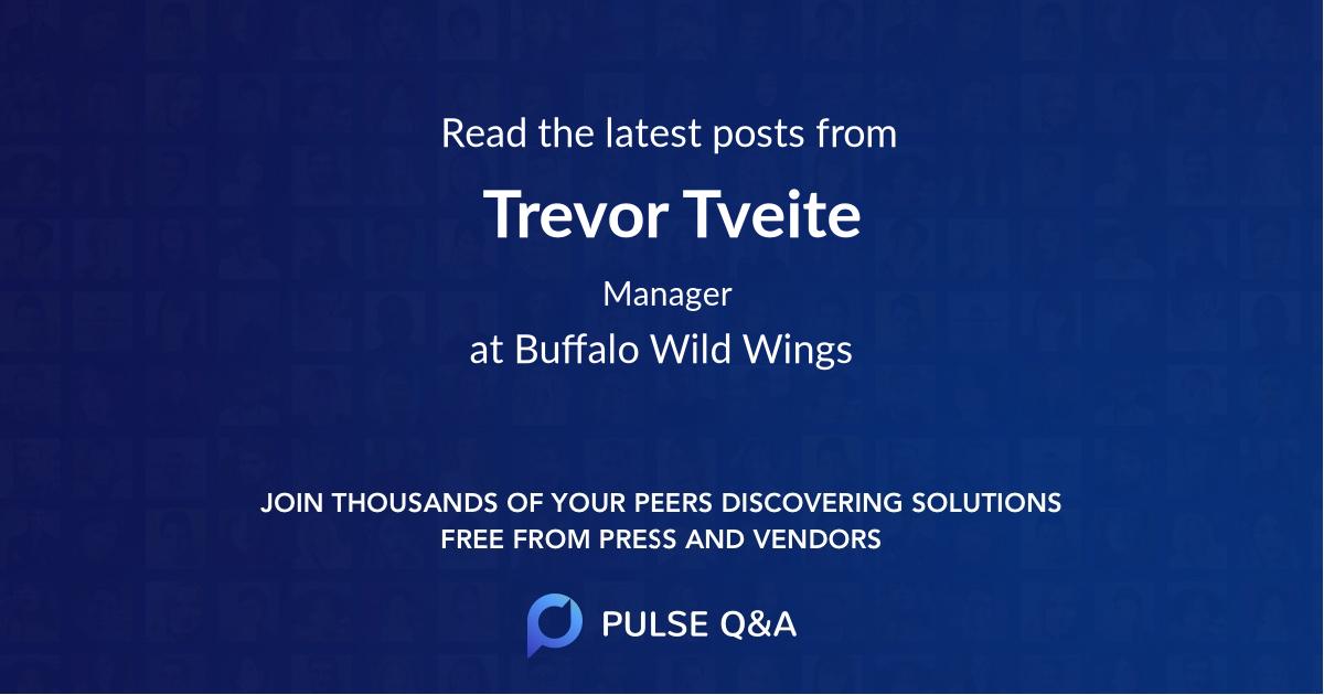 Trevor Tveite