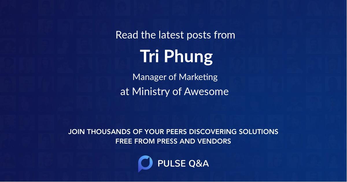 Tri Phung